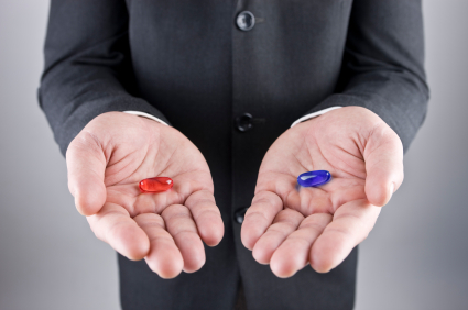 choosing an antidepressant versus a more appropriate drug