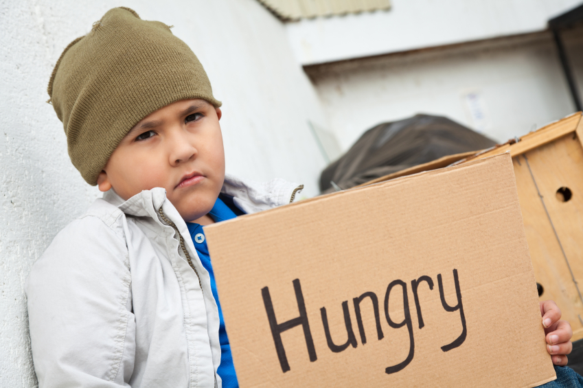 child hunger in the united states What can we do about child hunger in the united states if properly funded and implemented, our nutrition assistance infrastructure can mitigate hunger and.