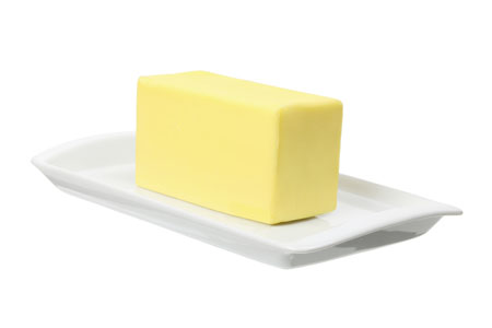 Margarine with omega-3s