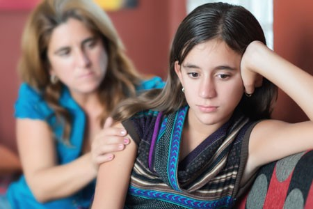 Trauma in childhood linked to course of bipolar disorder