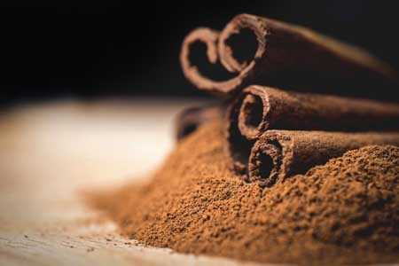cinnamon improves learning in mice
