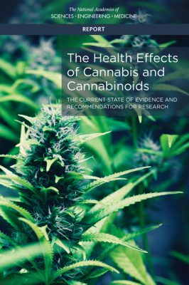 The Health Effects of Cannabis and Cannabinoids: Current State of Evidence and Recommendations for Research